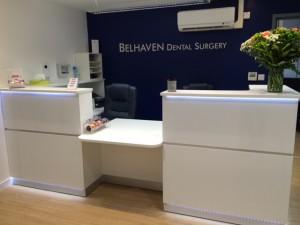 Belhaven Reception